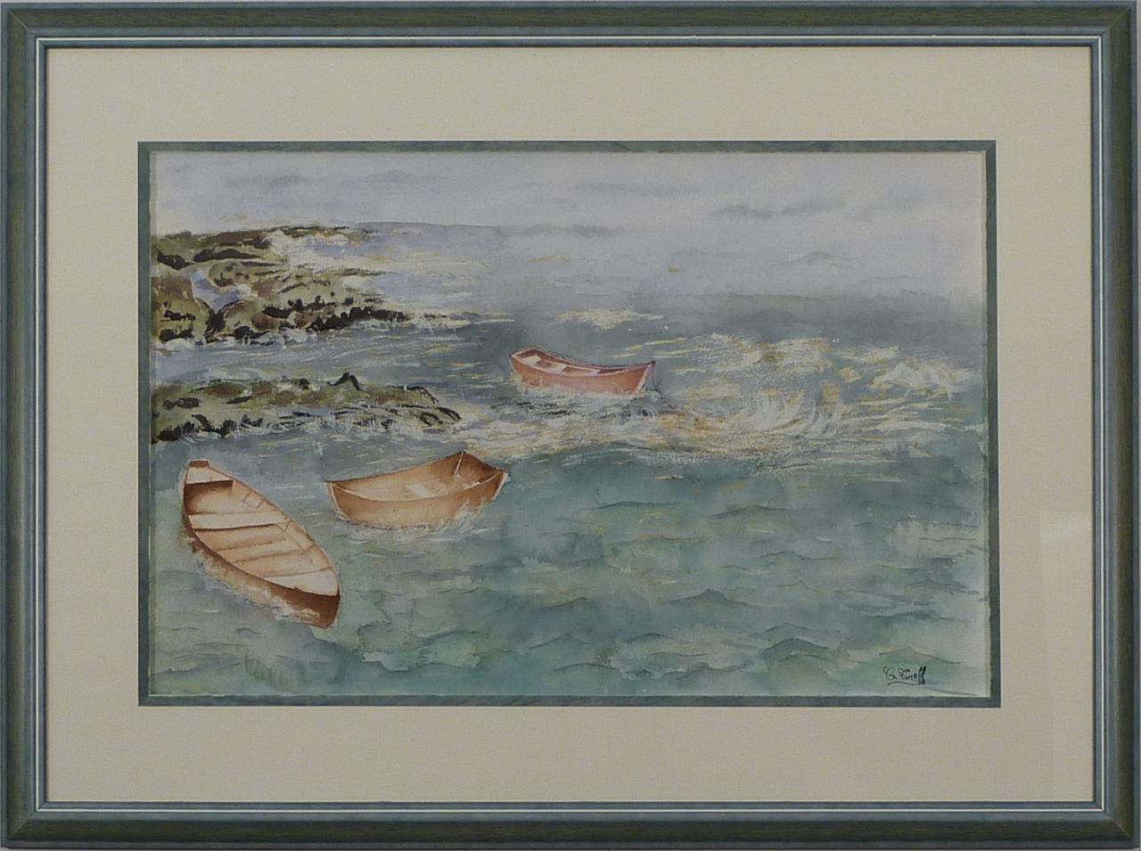 127-3 barques-(68x49)