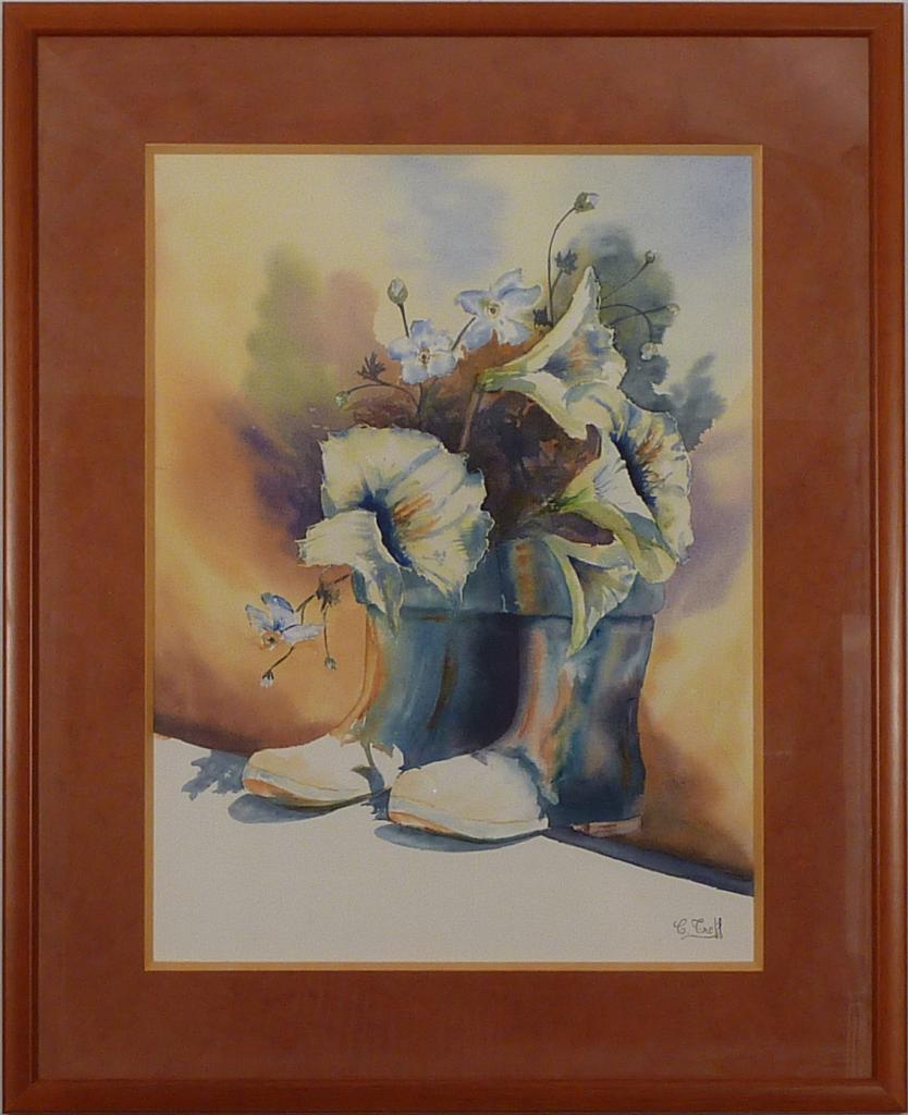 128-Bottes fleuries-(55x69)