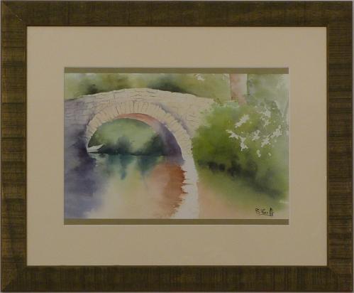134-Petit pont-(50x40)