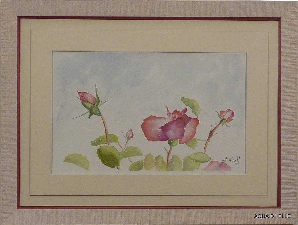 22-Roses de mon jardin-(64x46)