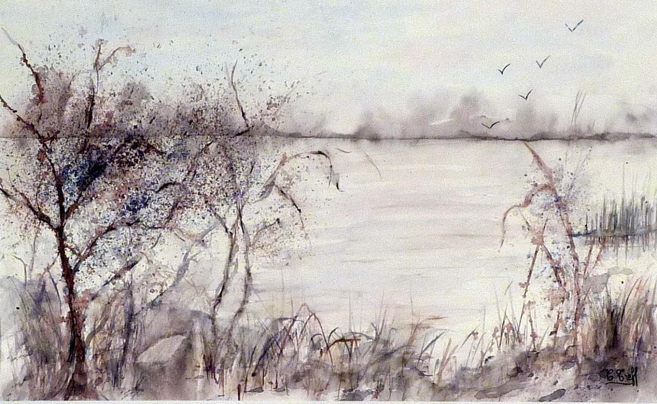 229b-lac en Creuse-(48x34)