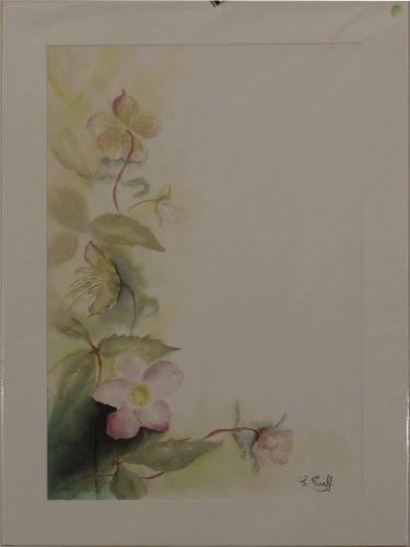 45-Roses de Noël-(44x60)