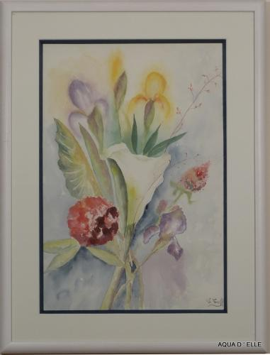 65-Bouquet de printemps-(50x63)