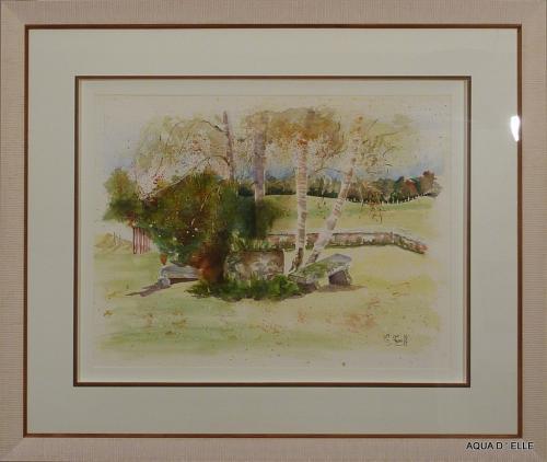 85-Paysage à Mansat-(80x67)