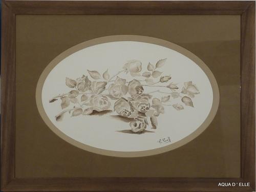 93-Roses sépia-(66x48)