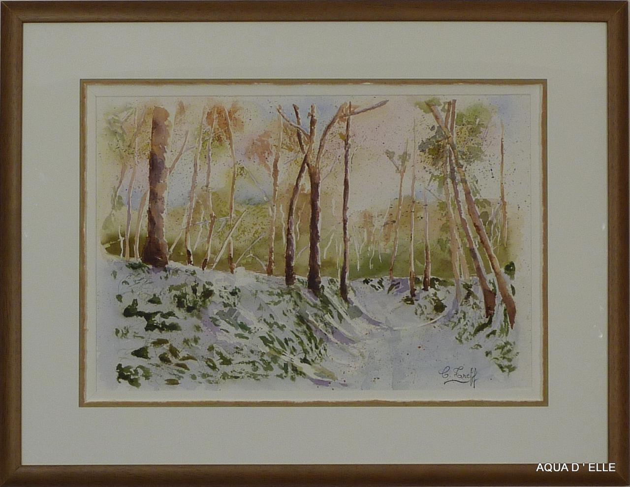 95-Un peu de neige-(63x48)