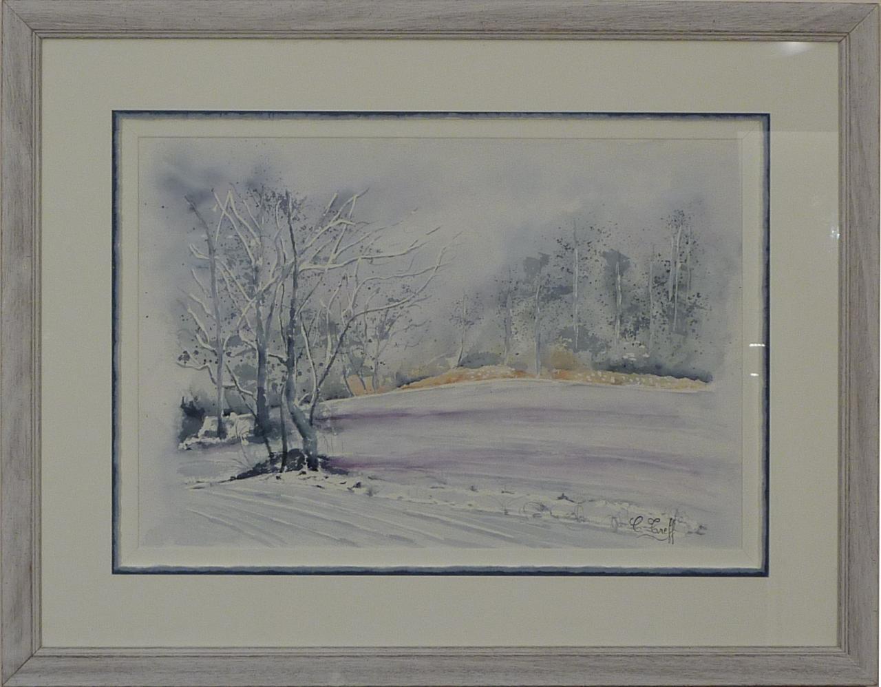 98-Sous la neige-(70x53)